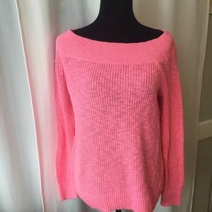 GAP Pink Sweater Size Medium. NWOT